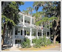 hotels in beaufort rhett house inn