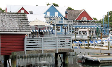 The Salty Dog Cafe Hilton Head Island